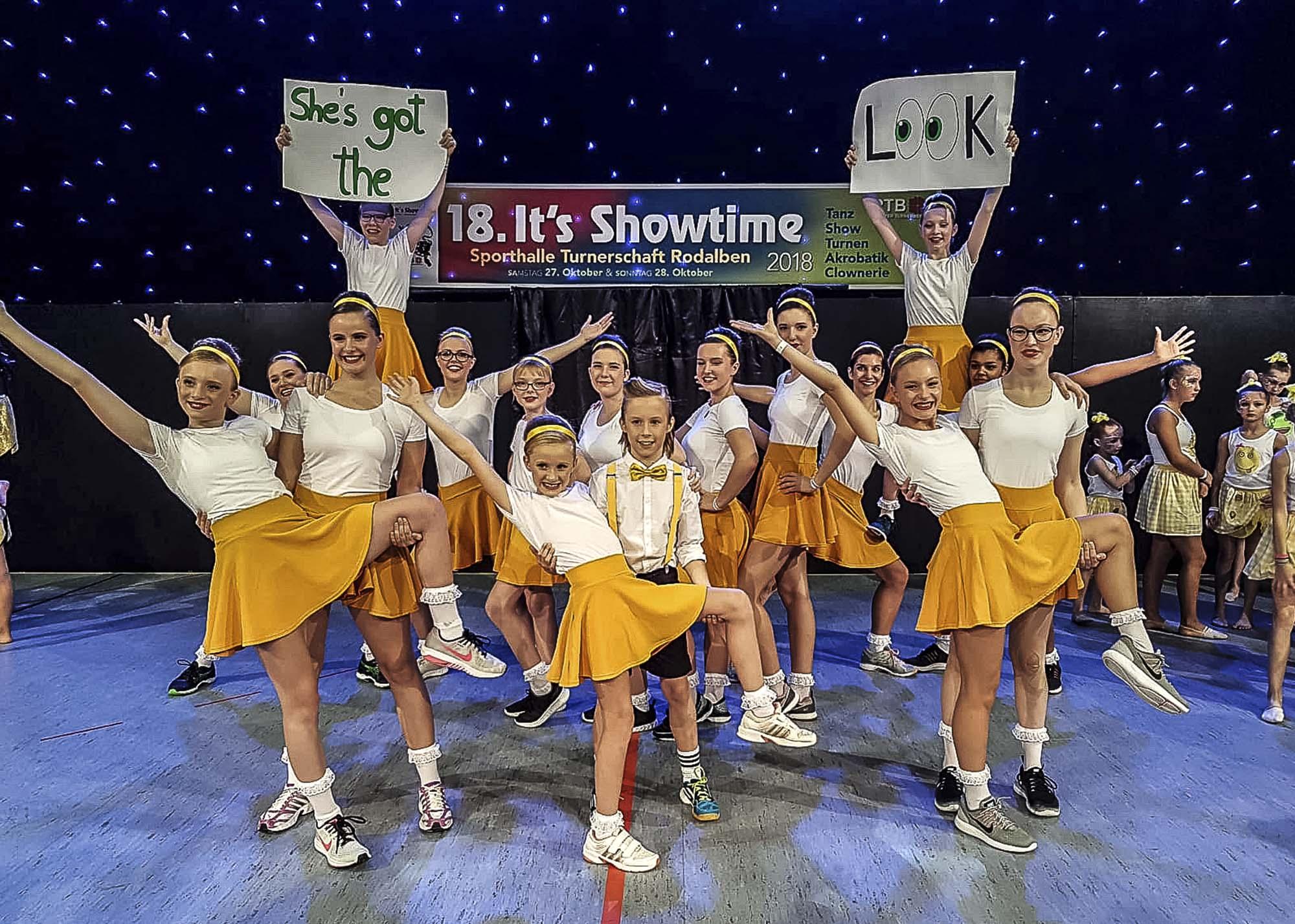 """Jump Attack erreichen mit """"hervorragender"""" Leistung 3. Platz bei  'It's Showtime'"""