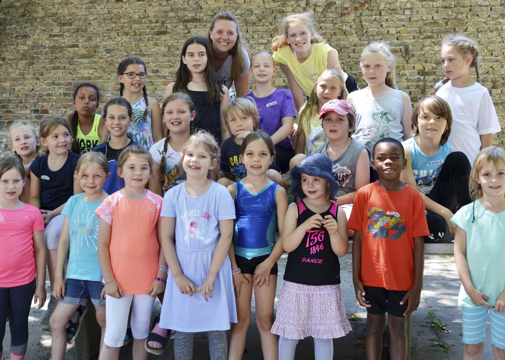 Der 3. TSG-Tanzworkshop war ein voller Erfolg!
